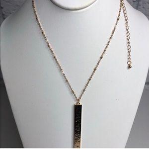 torrid Jewelry - Torrid Rainbow Sparkle Bar Necklace
